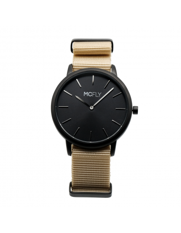 Palm Black Nato Beige