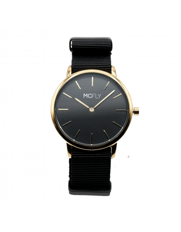 Palm Gold / black  Nato Black