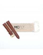 Bracelet Leather Dark Brown