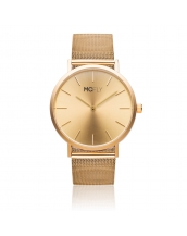 Dandy Gold Metal Mesh - MCFLY Watches