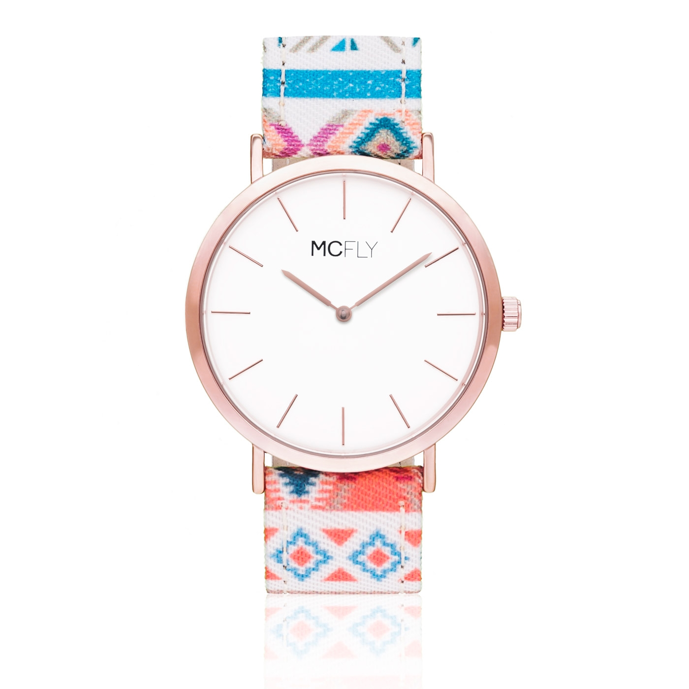 Dandy Inka Rose Gold - MCFLY Watches