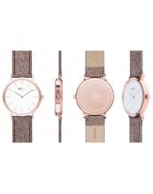 Dandy Glitter Brown MCFLY Watches