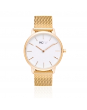 Montres MCFLY Palm Metal Mesh Gold