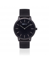 Montres MCFLY Palm Metal Mesh Black