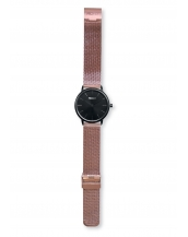 Palm Full Black Bracelet Meta Rose Gold