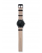 Palm Full Black Bracelet Nato Beige